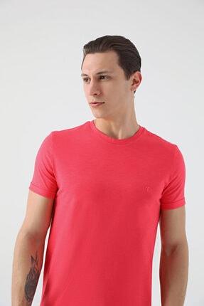 D'S Damat Tween Mercan Baskılı T-shirt