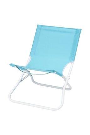 IKEA Hamö Plaj Katlanır Piknik Kamp Bahçe Sandalyesi Mavi