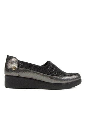 Pierre Cardin Pc-51235 Kadın Ayakkabı Platin
