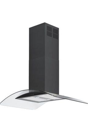 Silverline 4142 Siyah 90 cm Ada Tipi Davlumbaz