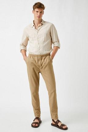 Koton Erkek Taş Jeans 1YAM41463BW