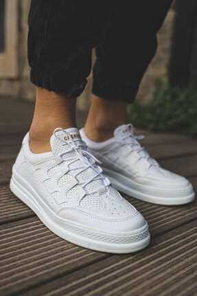 Chekich Beyaz Erkek Sneaker Ch040
