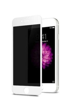 EPRO Iphone 6s Hayalet Kırılmaz Cam Tam Kaplayan Beyaz