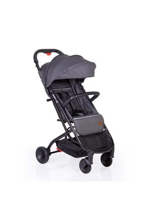 Kraft X55 Bebek Arabası - Koyu Gri