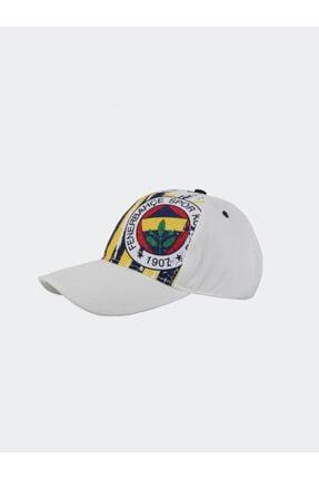 Fenerium Çubuklu Büyük Logo Şapka
