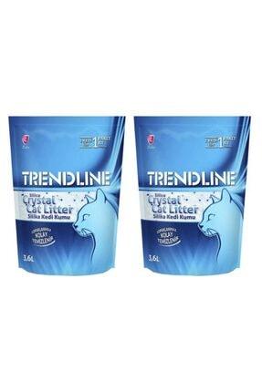 Trendline Crystal Kedi Kumu 3.6 lt X 2 Adet