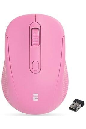 Everest Sm-300 Usb Rose Gold 4d Optik Alkalin Pil Kablosuz Mouse