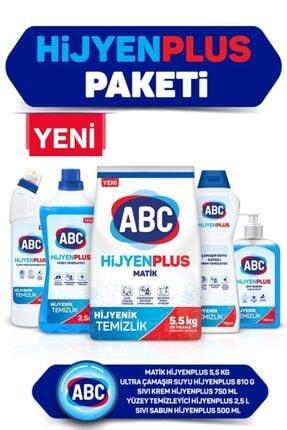 ABC Hijyen Plus Temizlik Paketi