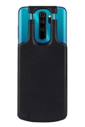 MobilCadde Xiaomi Redmi Note 8 Pro Type-c Girişli 5000 Mah Bataryalı Kılıf