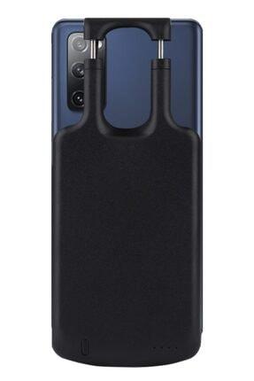 MobilCadde Samsung Galaxy S20 Fe Type-c Girişli 5000 Mah Bataryalı Kılıf