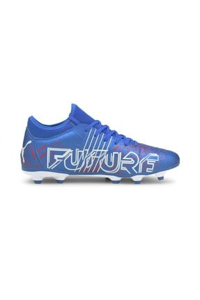 Puma Future Z 4.2 Fg Ag Unisex Mavi Futbol Krampon Ayakkabı - 10649201