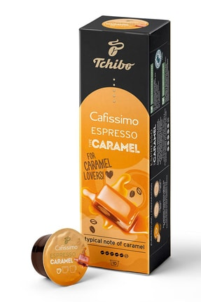Tchibo Espresso Caramel 10 Adet Kapsül Kahve