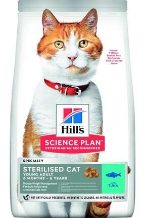 Hills Science Plan Kısırlaştırılmış Ton Balıklı Kedi Maması 10 Kg
