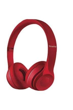 Piranha Bluetooth Kulaklık 2201 - Kırmızı 2201