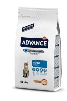 Advance Tavuklu Pirinçli Yetişkin Kedi Maması 1,5 Kg