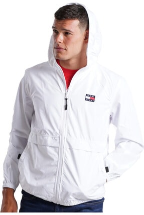 Tommy Hilfiger Tju Hooded Wınd Jacket