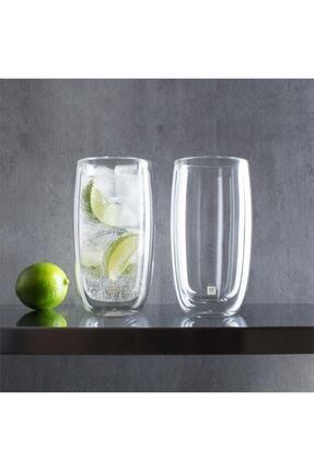 ZWILLING Çift Camlı Su Bardağı 2li Set 395001200