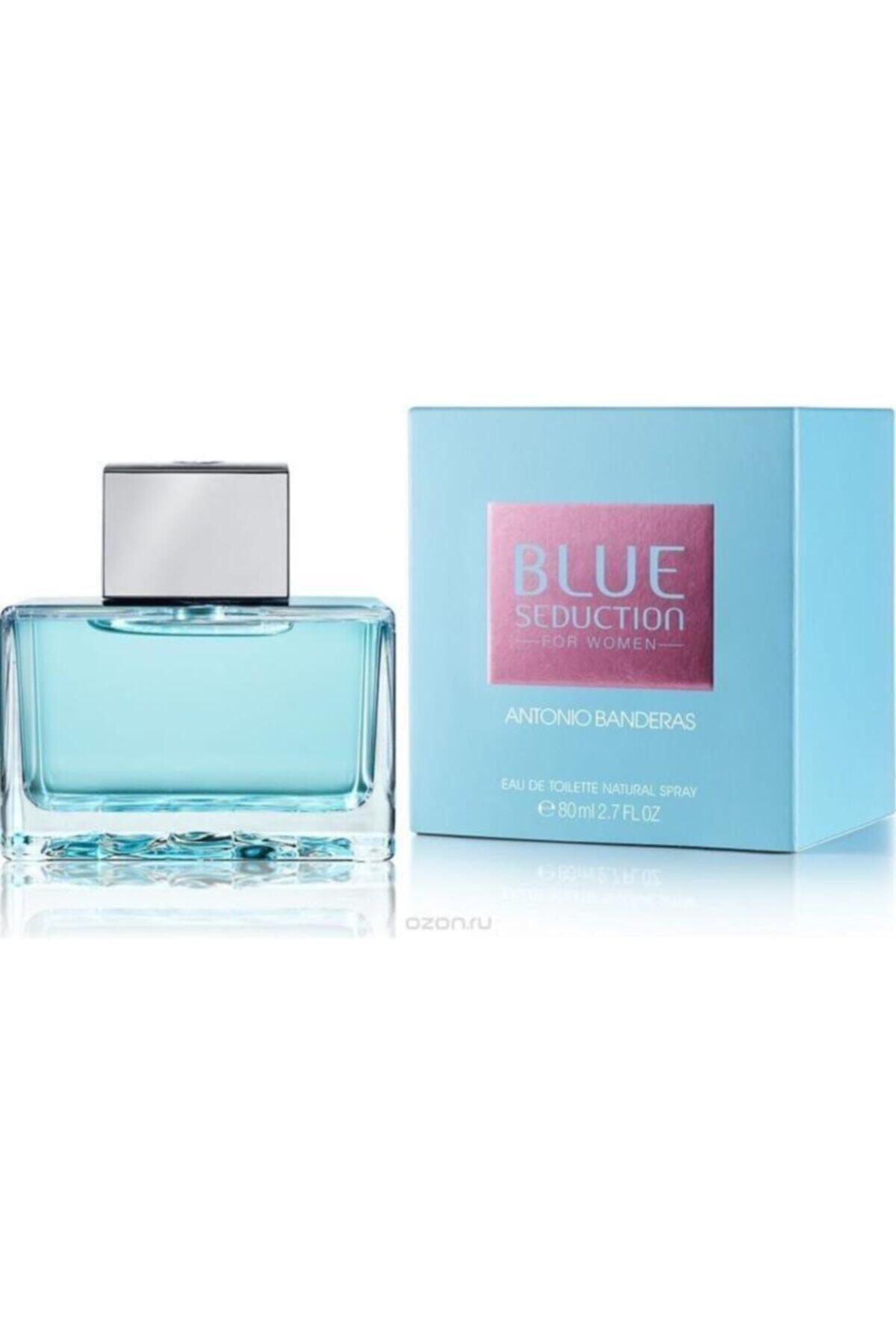 Antonio Banderas Blue Woman Edt 80 Ml 2