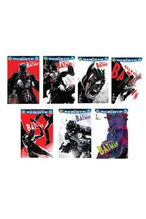Jbc Yayıncılık All-star Batman Rebirth Set 1-7 (çizgi Roman)