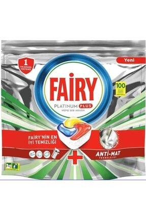Fairy Platinum Plus Bulaşık Makinesi Kapsülü 100 Lü