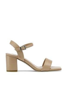 İnci Cardınal.z 1pr Ten Kadın Topuklu Ayakkabı