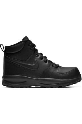 Nike Manoa Ltr (gs) Unisex Siyah Outdoor Ayakkabı Bq5372-001