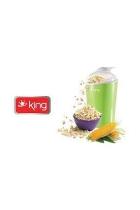 King K313 Pop Corn Mısır Patlatma Makinası