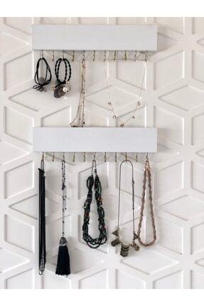 DEKOKAP Takı Askısı-askılık-duvar Anahtarlık Askısı