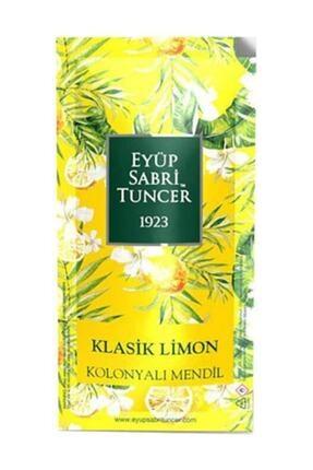 Eyüp Sabri Tuncer Klasik Limon Kolonyalı Mendil 300'lü