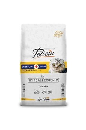 Felicia Sterilised Tavuklu Kısır Kedi Maması 12kg
