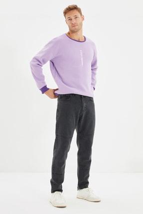 TRENDYOL MAN Siyah Erkek Relax Fit Jeans TMNAW22JE0040