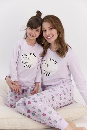 ROLY POLY Anne-kız Kombin Pijama Takım
