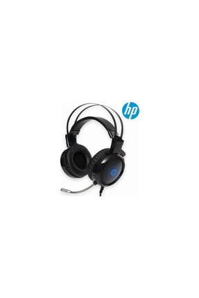 HP H120 Gaming Işıklı, Mikrofonlu Oyuncu Kulaklığı Siyah 3,5mm+usb
