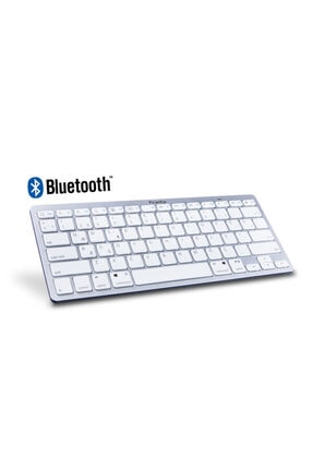 Piranha Bluetooh Wıreless Keyboard 2375 Kablosuz Klavye