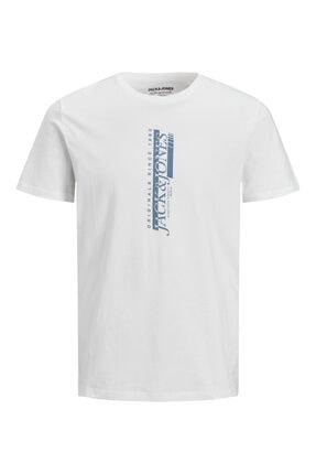 Jack & Jones Bisiklet Yaka T-shirt 12193679 Jorclay