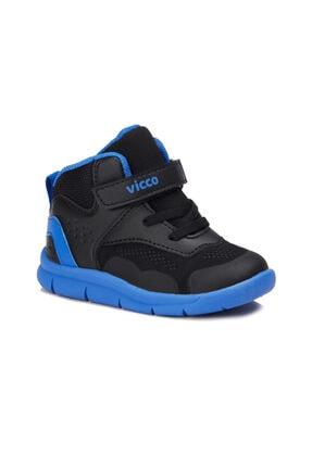 Vicco Nano Hafif Erkek Çocuk Siyah Günlük Ayakkabı