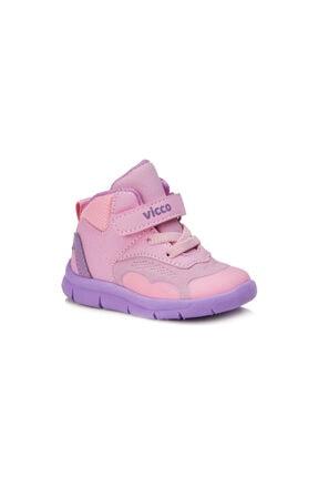 Vicco Nano Hafif Kız Ilk Adım Pembe Günlük Ayakkabı