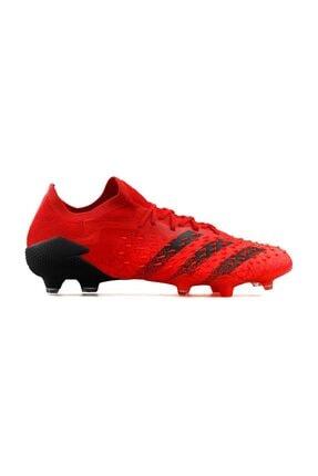 adidas Predatör Freak .1 L Fg Erkek Çim Zemin Kramponu FY6266 Kırmızı