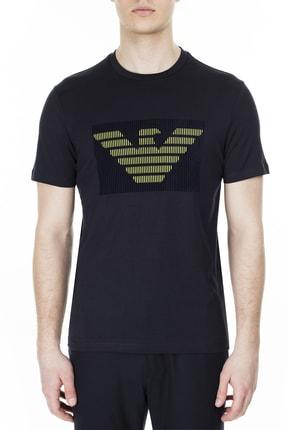 Emporio Armani Erkek Siyah T Shirt 3h1tb7 1j30z 0924