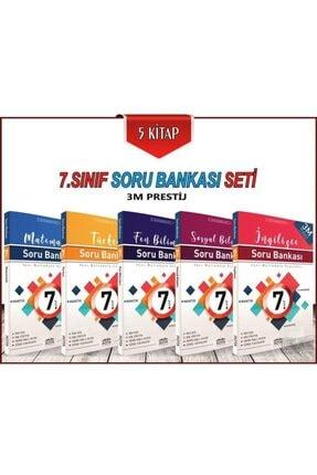 RTY Rota Yayınları 7.sınıf Soru Bankası Seti 5 Kitap