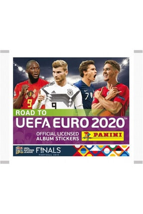 Panini Fifa Road To Euro 2020 Çıkartma Stickers 3683858