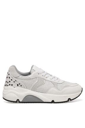 Nine West Bella Beyaz Kadın Sneaker Ayakkabı