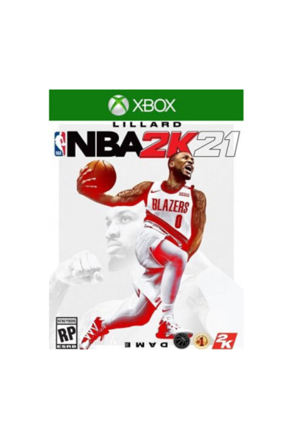 2K Games NBA 2K21 Xbox One Oyun 1
