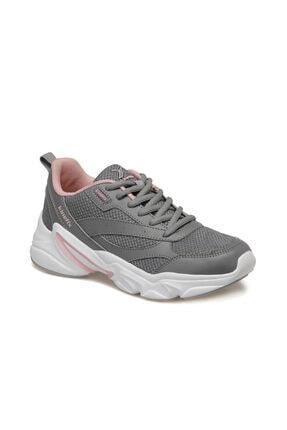 Kinetix MORA W Gri Kadın Comfort Ayakkabı 100503047