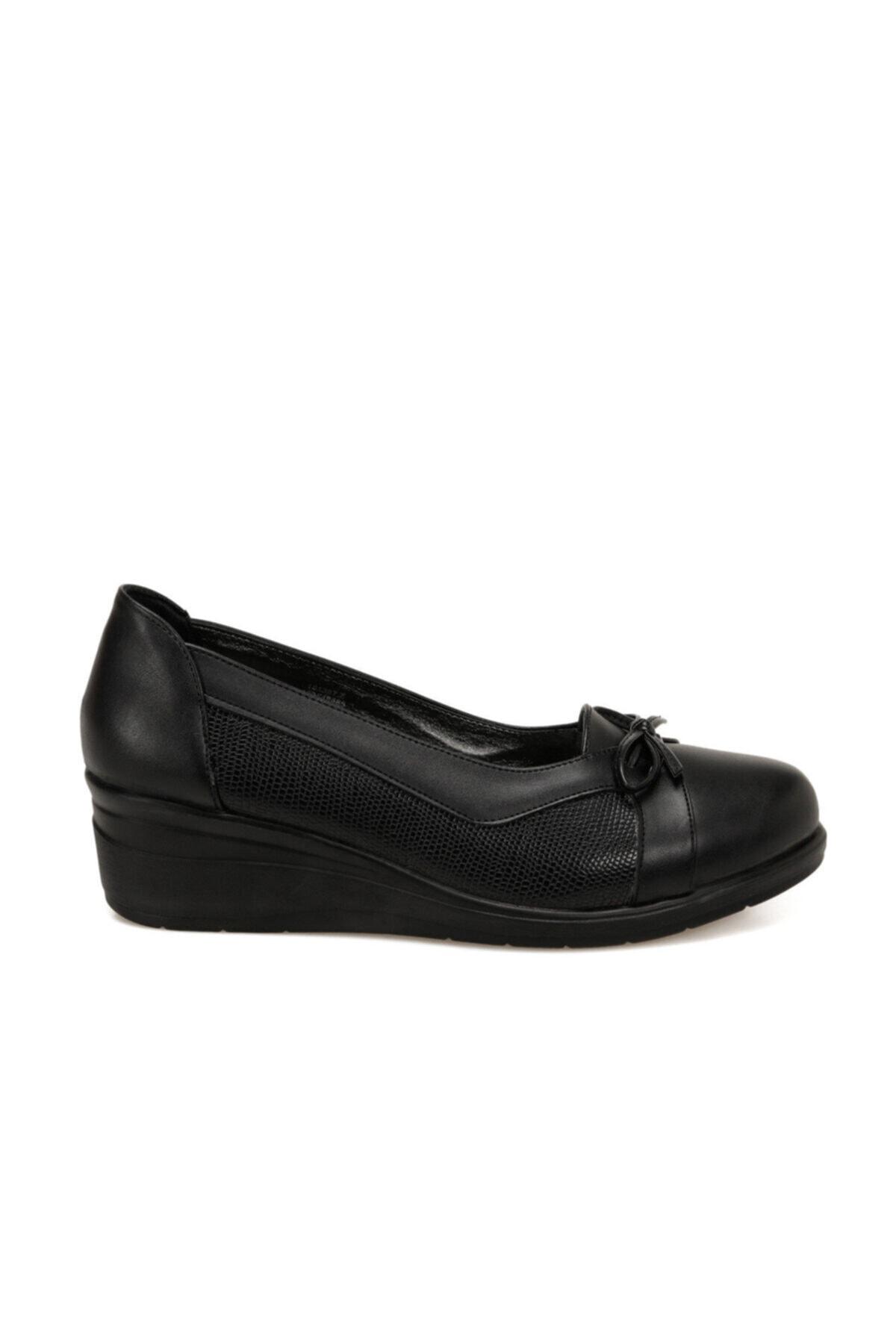 Polaris 161387.Z Siyah Kadın Comfort Ayakkabı 100548485 2