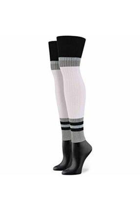 Stance Kadın Tozluk Çorap Sporty Baby White