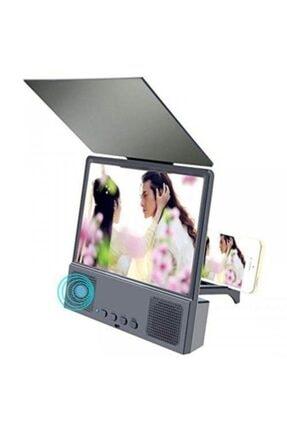 Lima Telefon Tablet Ekran Büyütücü Bluetooth Hoparlör Büyük Ekran Yüksek Ses
