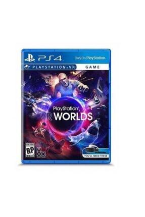 Sony Ps4 Vr Oyun: Vr Worlds