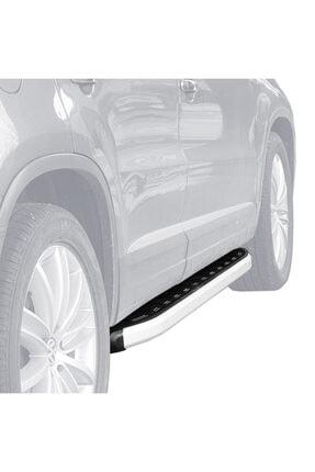 RE&AR TUNING Volkswagen Tiguan Alüminyum - Abs Yan Basamak 2008 - 2016 Model Ve Arası