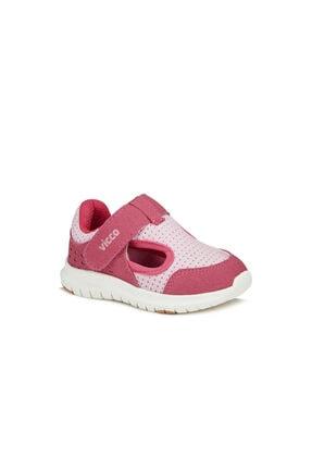 Vicco Kız Bebek Fuşya  Phylon Spor Ayakkabı